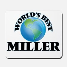 World's Best Miller Mousepad