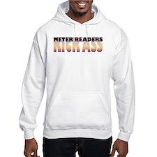 Meter Readers Kick Ass Hoodie