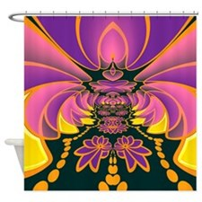 Inner Love Journey Shower Curtain