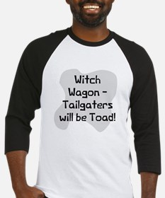 Witch wagon toad Baseball Jersey