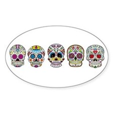 Skulls By Design Decal