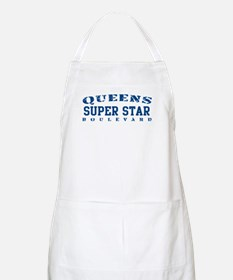 Super Star - Queens Blvd BBQ Apron