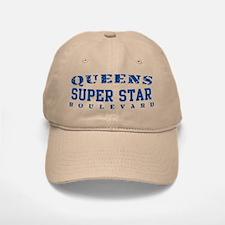 Super Star - Queens Blvd Baseball Baseball Cap