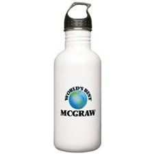 World's Best Mcgraw Water Bottle