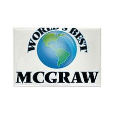 World's Best Mcgraw Magnets