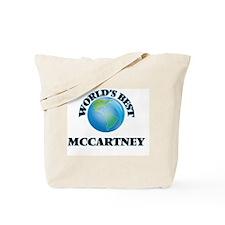 World's Best Mccartney Tote Bag