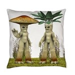 Lovable Vegetables - Talking Master Pillow