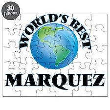 World's Best Marquez Puzzle