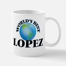 World's Best Lopez Mugs