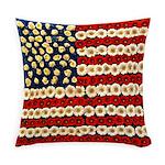 Flower Power US Banner Master Pillow