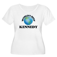 World's Best Kennedy Plus Size T-Shirt