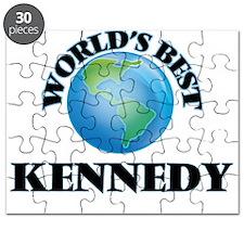 World's Best Kennedy Puzzle