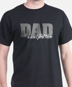 A Son's First Hero T-Shirt