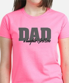A Daughter's First Love Tee