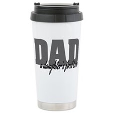 A Daughter's First Love Travel Mug