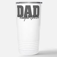 A Daughter's First Love Travel Mug