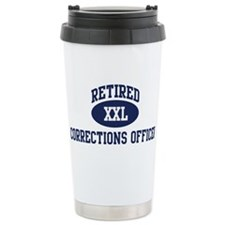 Unique Correctional officer Travel Mug