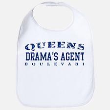 Drama's Agent - Queens Blvd Bib