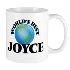 World's Best Joyce Mugs