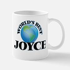 World's Best Joyce Mugs
