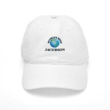 World's Best Jacobson Baseball Cap