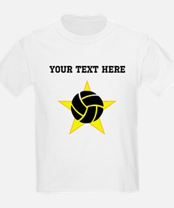 Volleyball Star (Custom) T-Shirt