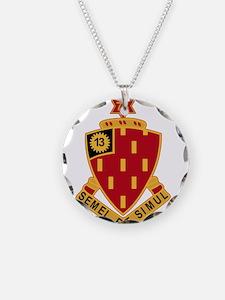 78th Field Artillery Regimen Necklace