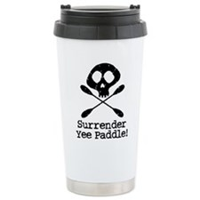 Unique Pirate Travel Mug