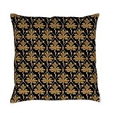 Queen elizabeth phoenix Burlap Pillows