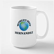 World's Best Hernandez Mugs