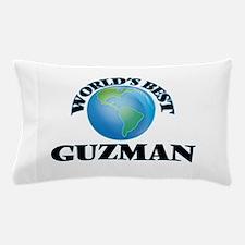 World's Best Guzman Pillow Case