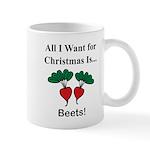 Christmas Beets Mug