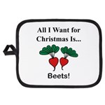 Christmas Beets Potholder
