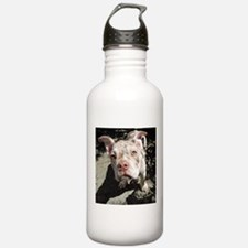Olde English Bulldogge Puppy Water Bottle