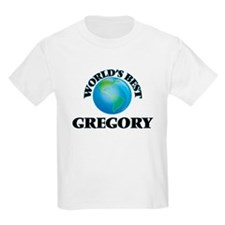 World's Best Gregory T-Shirt