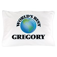 World's Best Gregory Pillow Case