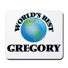 World's Best Gregory Mousepad