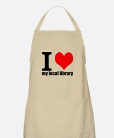 Library Love Apron