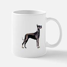 Black Great Dane (stnd) Mug