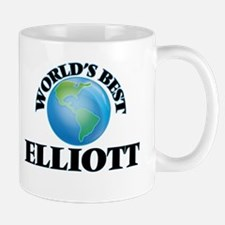 World's Best Elliott Mugs