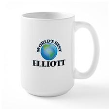 World's Best Elliott Mugs