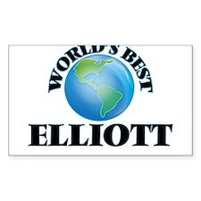 World's Best Elliott Decal
