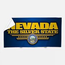 Nevada (v15) Beach Towel