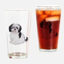 Shih Tzu (A) Drinking Glass