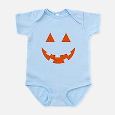 Jack-o-lantern Infant Bodysuit