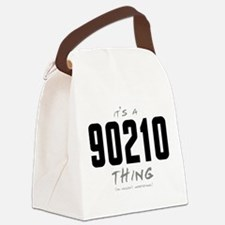 It's a 90210 Thing Canvas Lunch Bag