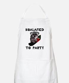 Koalafied to Party Apron
