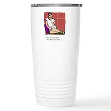 Cool Course Thermos Mug