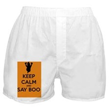 BOO to you!   Boxer Shorts
