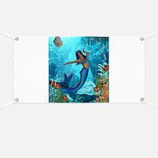 Best Seller Merrow Mermaid Banner